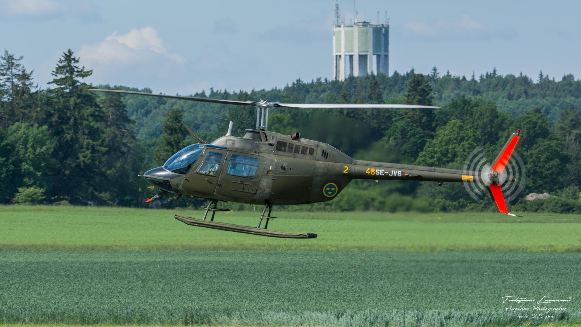 TBE_5985-Agusta Bell 206B Jet Ranger (SE-JVB)