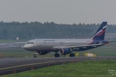 Airbus A320-214 - VQ-BKU - Aeroflot - TBE_1800