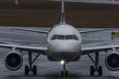 Airbus A320-214SL - Lufthansa (D-AIUY)