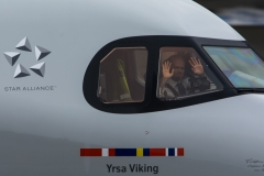 Airbus A320-251NSL - SAS (SE-ROY, Yrsa Viking)