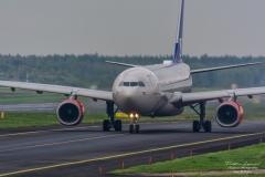 Airbus A330-343E - SAS - LN-RKU - TBE_1744