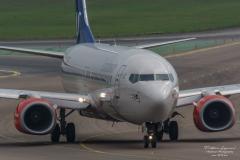 Boeing 737-883 - SAS - LN-RGH - TBE_2054
