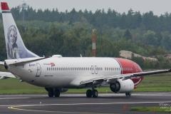 Boeing 737-8JP - Norwegian (EI-FHY) - TBE_1736