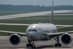 Boeing 777-26N(ER) - Emirates - A6-EBQ - TBE_1916