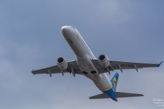 DSC_1419-Ukraine International Airlines - UR-EMA - Embraer E190