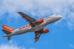 DSC_1540-EasyJet HB-JYF - Airbus A319-111