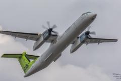 DSC_1627-Air Baltic YL-BAE - De Havilland Canada DHC-8-402Q Dash 8