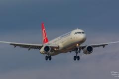 DSC_2441-Turkish Airlines TC-JSM - Airbus A321-231(SL)