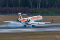 DSC_2555-Iberia Air Nostrum EC-JTS - Bombardier Canadair Regional-Jet-900
