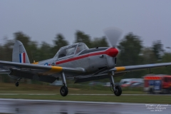 Chipmunk - de Havilland Canada DHC-1 (SE-XKU) - TBE_1218