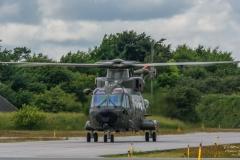 EH-101 Tactical Troop Transport - Danish Air Forcerce