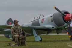 Dog - Yakovlev Yak-3