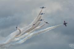 CASA C-101 - Spanish Air Force - Team Aguila