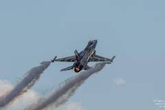 General Dynamics F-16 Fighting Falcon - Belgian Air Force