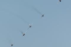 Silverligan (J-29, J-35, AJS-37, SK-60, Jas-39)