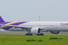 TBE_8307-Boeing 777-3D7ER Thai air - (HS-TKX)
