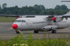 TBE_8563-Atr ATR 72-201 (OY-RUR) - Danish Air Transport (DAT)