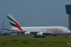 TBE_8601-Airbus A380-861 (A6-EOX) - Emirates Airlines