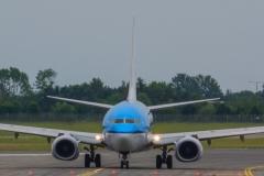 TBE_8749-Boeing 737-7BK (PH-BGW) - KLM Royal Dutch Airlines