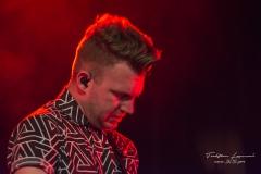 Seth Morrison, Skillet @ Grönalund 2016
